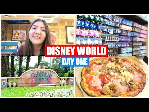 Download Youtube: DISNEY WORLD VLOGS 2017 | DAY 1 | TRAVEL, CBR & MYSTERY PIN OPENING!
