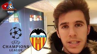 El viaje MÁS AMARGO de Álex Silvestre a TURÍN | El Valencia ELIMINADO de la CHAMPIONS LEAGUE
