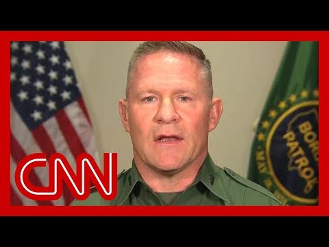 Border patrol disputes NYT report about border facilities
