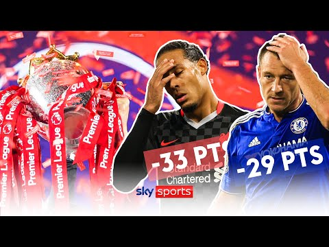 Who are the WORST Champions in Premier League history? | Sat