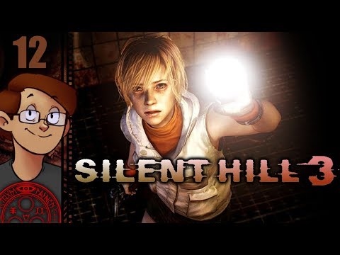 Let's Play Silent Hill 3 (PS2) Part 12 - Home Sweet Home