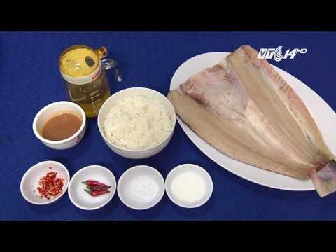 Đặc sản 3 miền Vove-Hướng dẫn chế biến món ngon từ khô cá dứa