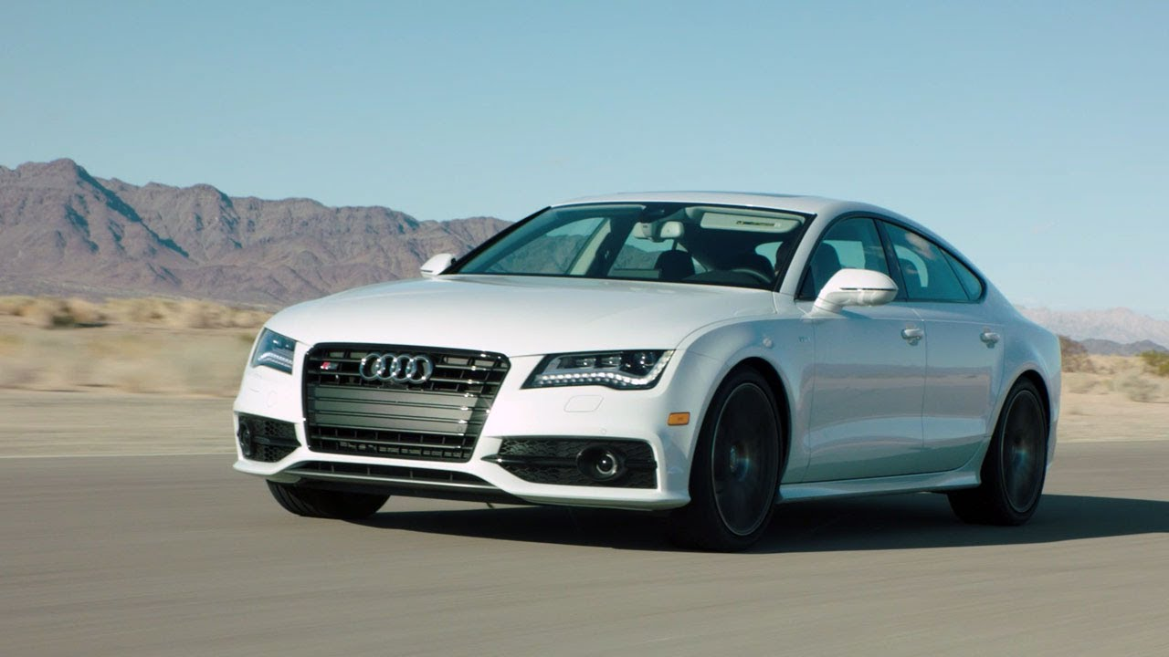 2014 Audi S7 Review - TEST/DRIVE - YouTube