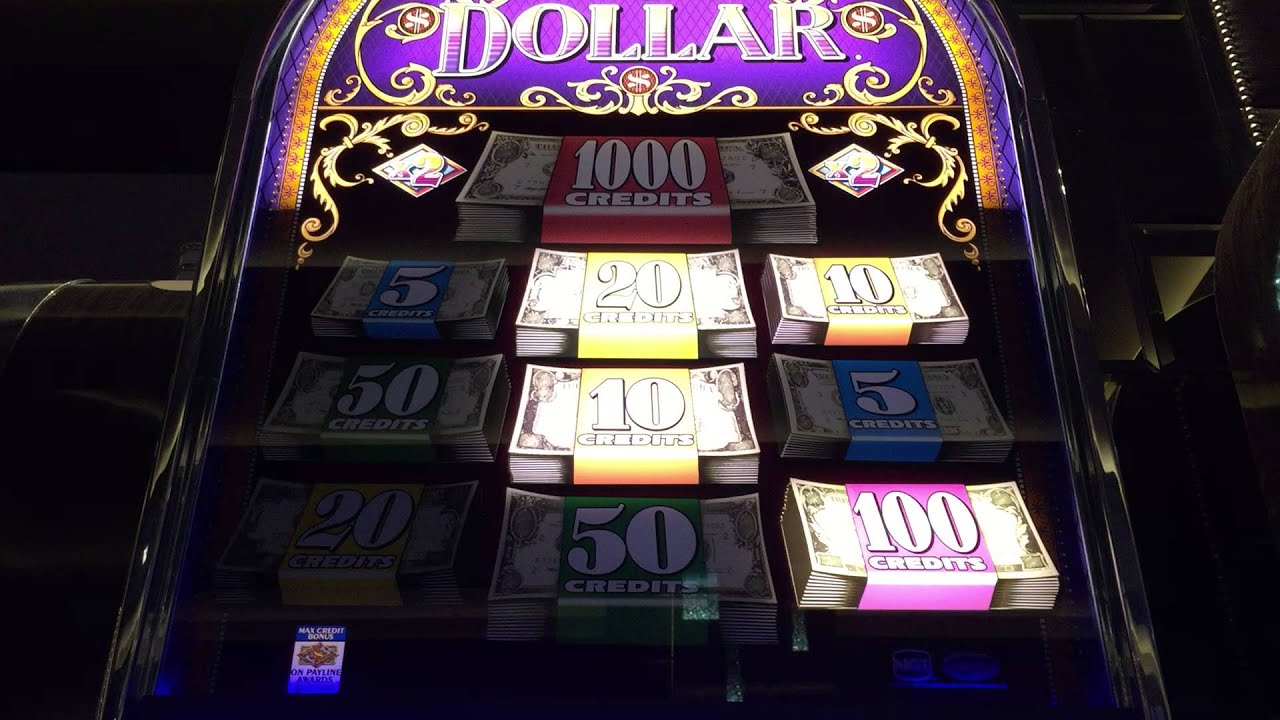 Double top dollar slot machine wins social gambling colorado