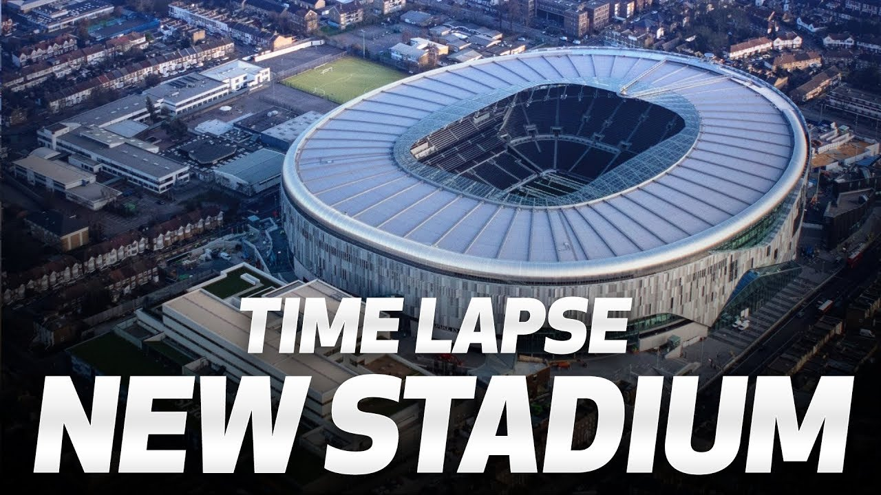 Tottenham Hotspur Stadium All You Need To Know About The Venue Set To Redefine Premier League Stadi Sportspro Media
