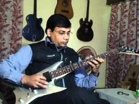 Lakiri ki kathi on Guitar - YouTube