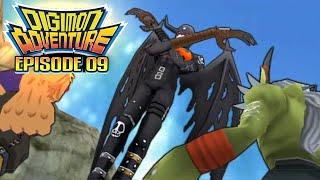 "Digimon Adventure - Ep 9 : ""Messenger Of Darkness, Devimon!"" [PSP/ENG]"