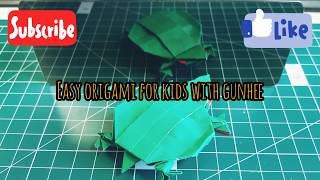 Easy Origami for Kids |Reptile…