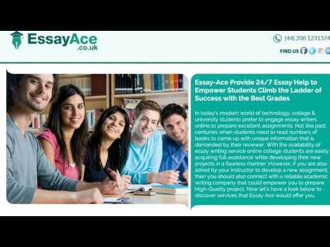 Essay ACE UK
