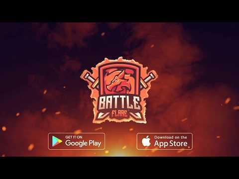 battle flare - fighting rpg hack