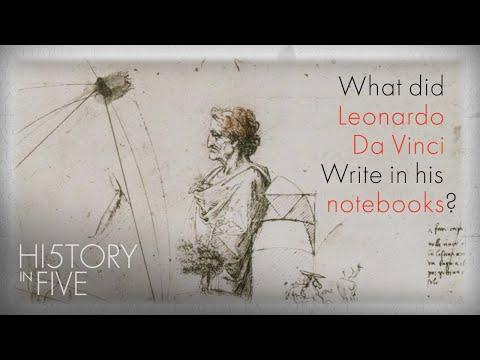 Da Vinci's Notebooks