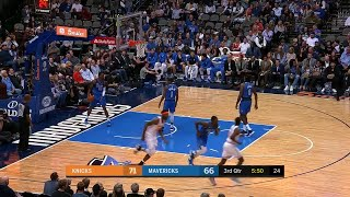 3rd Quarter, One Box Video: Dallas Mavericks vs. New York Knicks
