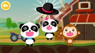 Asyik Main Game Pertualangan Mengemudi Bersama Panda Kecil - Game Buat Anak Anak | Babybus