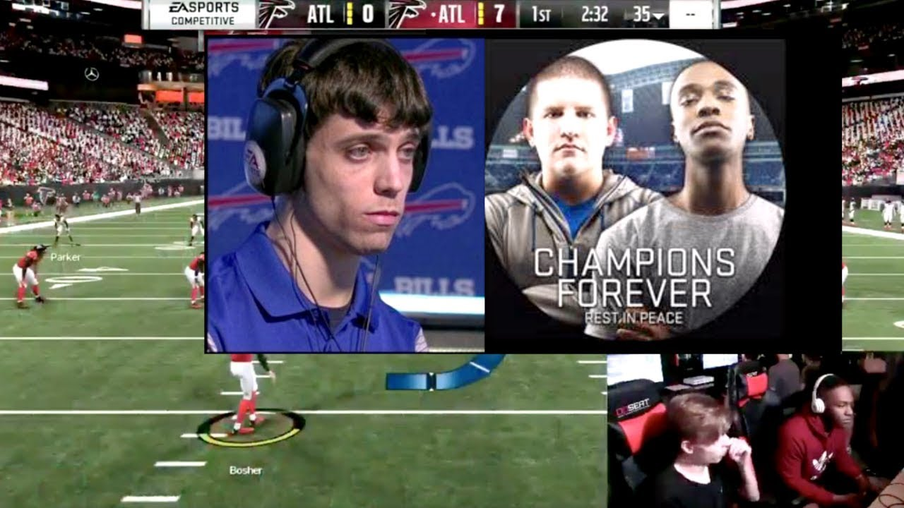 Disgruntled Baltimore Gamer Kills 2 People At A Madden Tournament In Florida.