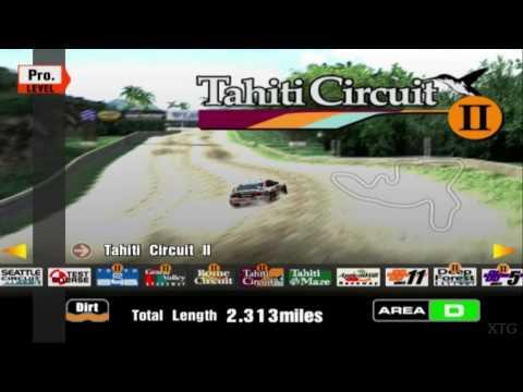 Gran Turismo 3 - Track List PS2 Gameplay HD