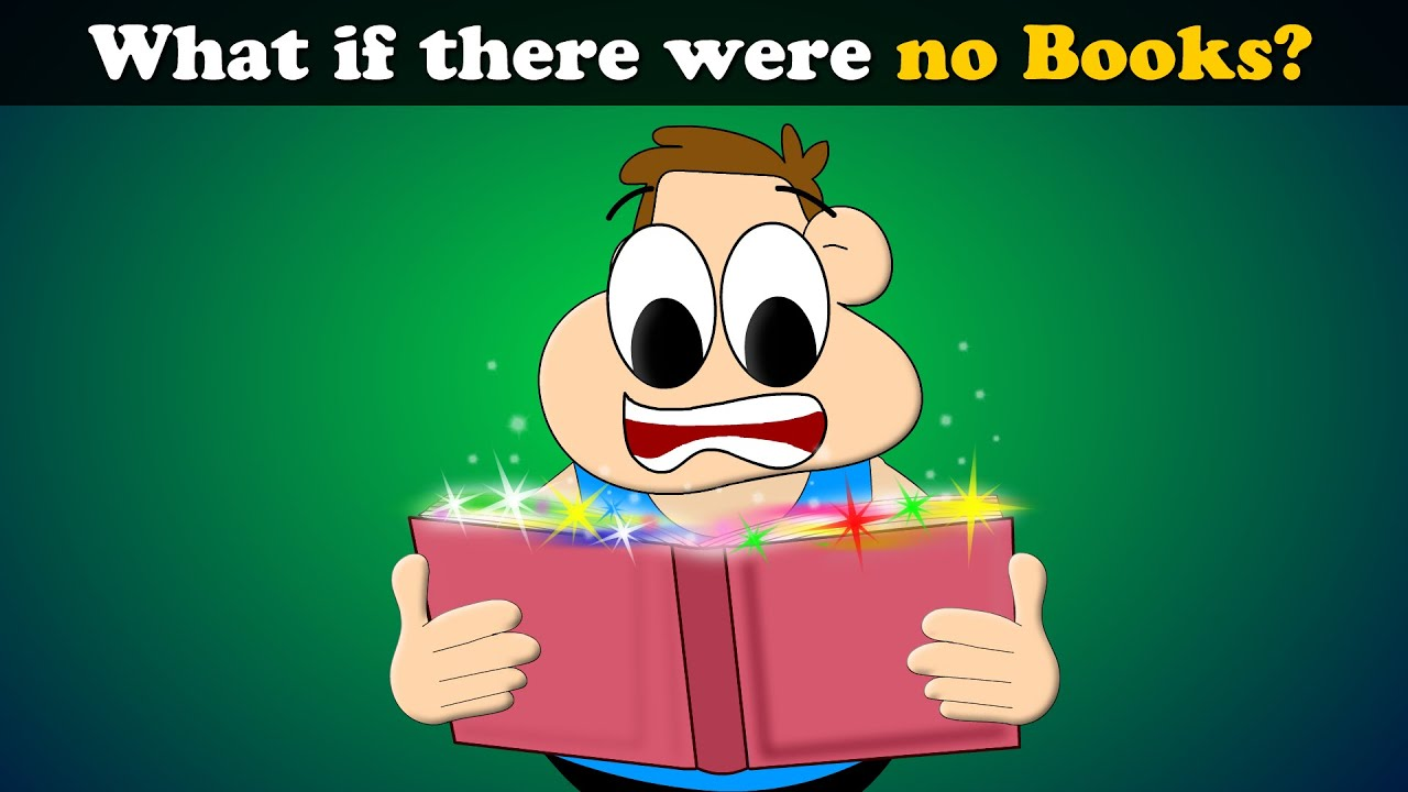 What if there were no Books? + more videos | #aumsum #kids #science #education #children