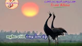Mẹ Hiền Từ Bi (Mẹ Hiền Quan Âm) (dây kép)  - Karaoke - Rainbow89
