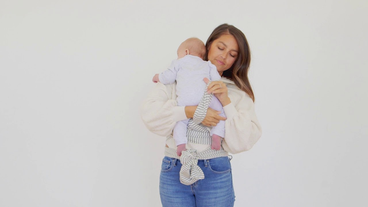 Solly baby how i wrap tutorial with new standard youtube solly baby how i wrap tutorial with new standard baditri Images
