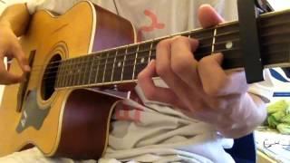Dấu Mưa Guitar Solo (co TAB)