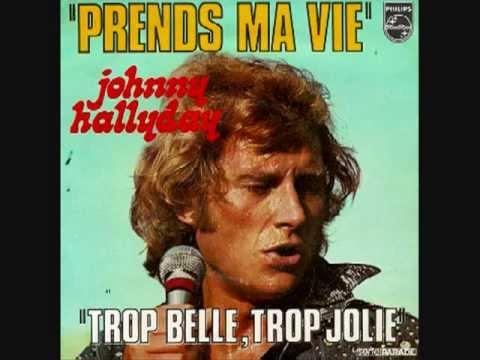 Johnny Hallyday Prends Ma Vie ( 1974 )