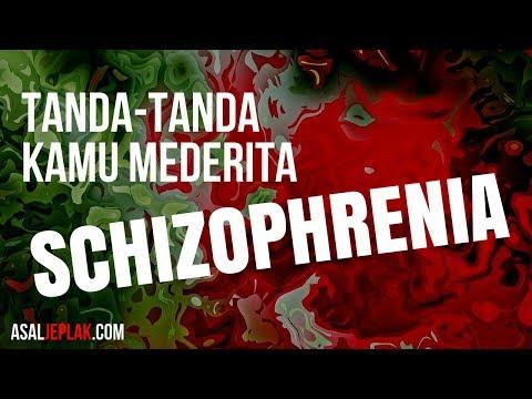 Tanda tanda seseorang menderita Schizoprenia (Skizofrenia)