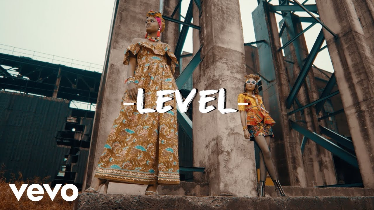 Krizbeatz - Level (Official Video) ft  Sean Tizzle, Ceeboi