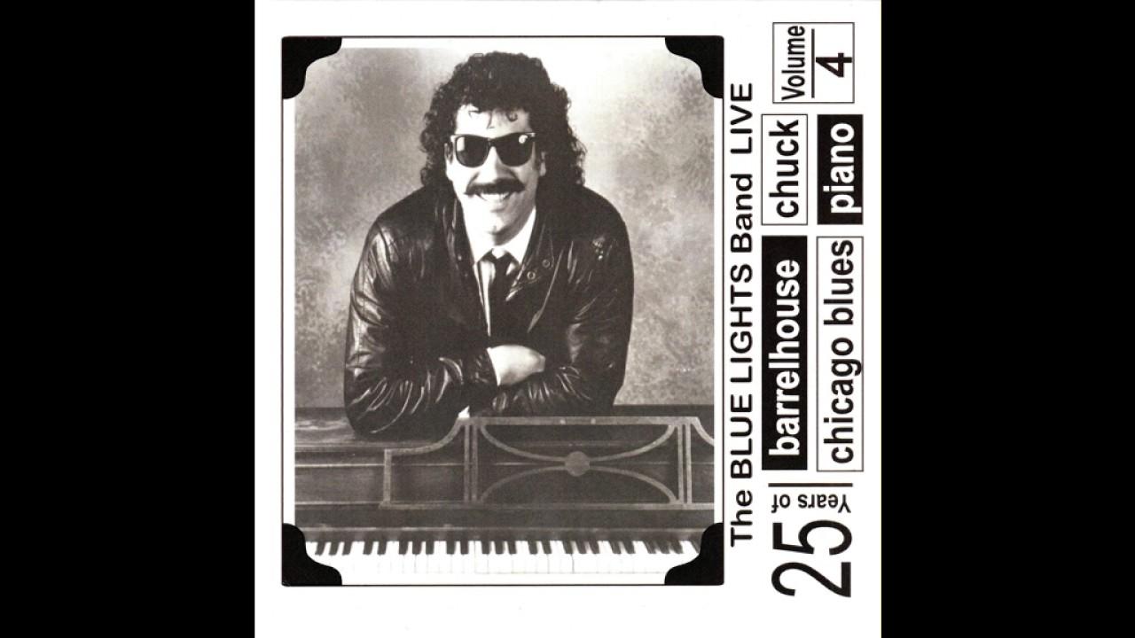 Barrelhouse Chuck - 25 Years Of Barrelhouse Chicago Blues Piano Vol 4