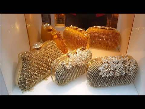 Cheapest Ladies Purse, Bags, Clutches - Bags Boutique, Sadar Bazar, Delhi