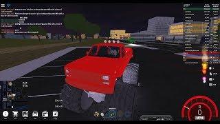 Roblox veículo simulador de caminhão novo monstro