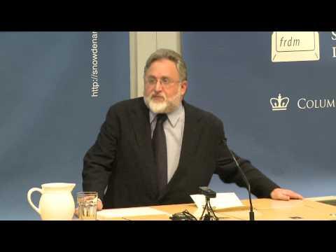 Prof. Eben Moglen on Snowden & NSA spying talk 2 of 4