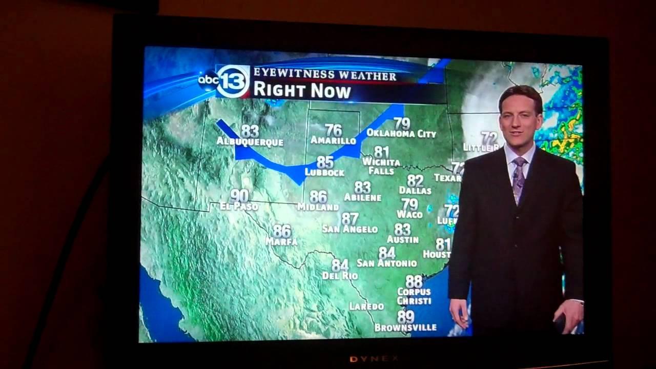 Ktrk Abc 13 Houston Weather Youtube