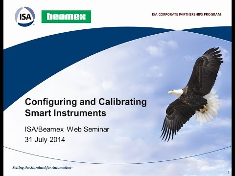 Configuring and Calibrating Smart Instruments