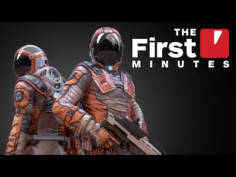 The First 17 Minutes of Farpoint