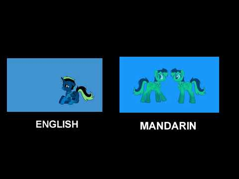 The Geo Bluecropper Show - English vs Mandarin