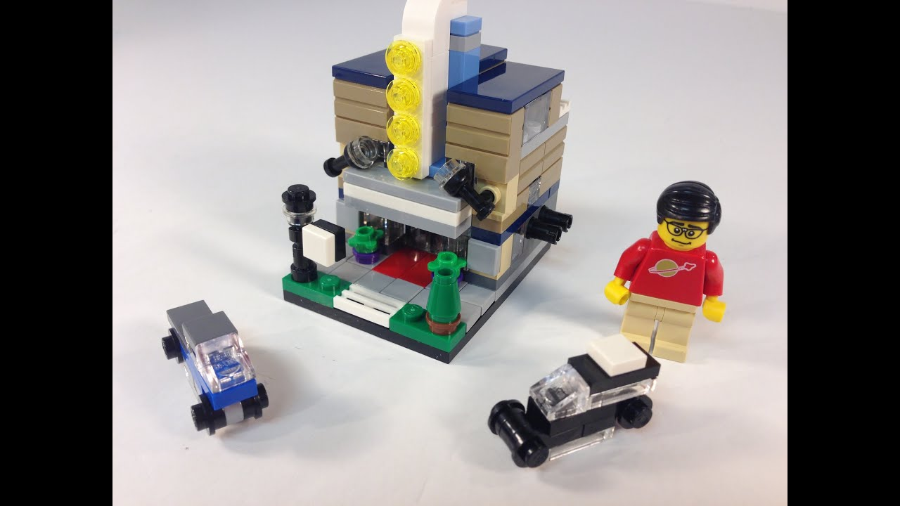 LEGO Bricktober Theatre Toys R Us Exclusive 2014 TRU Week 1