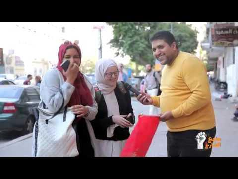 مذيع الشارع| لما بتشوف العلم ده بتحس بايه ؟