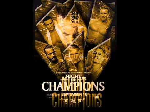 cancion de night of champions 2012