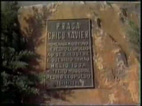 Câmera Manchete - Chico Xavier - Parte 3