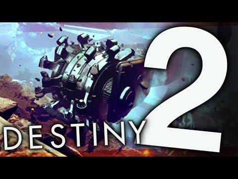 Destiny 2 Beta Gameplay - Inverted Spire Strike