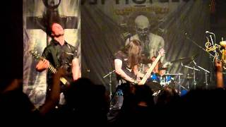 Septic Flesh - Persepolis [Wall Of Death] (live at Le Ramier) - 05/23/2011