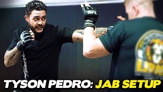 Tyson Pedro | Setting Up Power Strikes With the Jab!