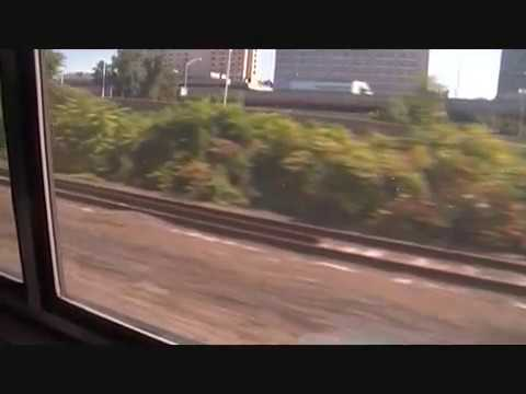 ridding amtrak back to springfield ma