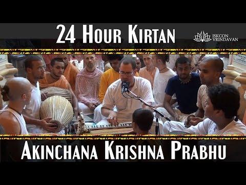 24 Hours Kirtan (ISkcon Vrindavan)