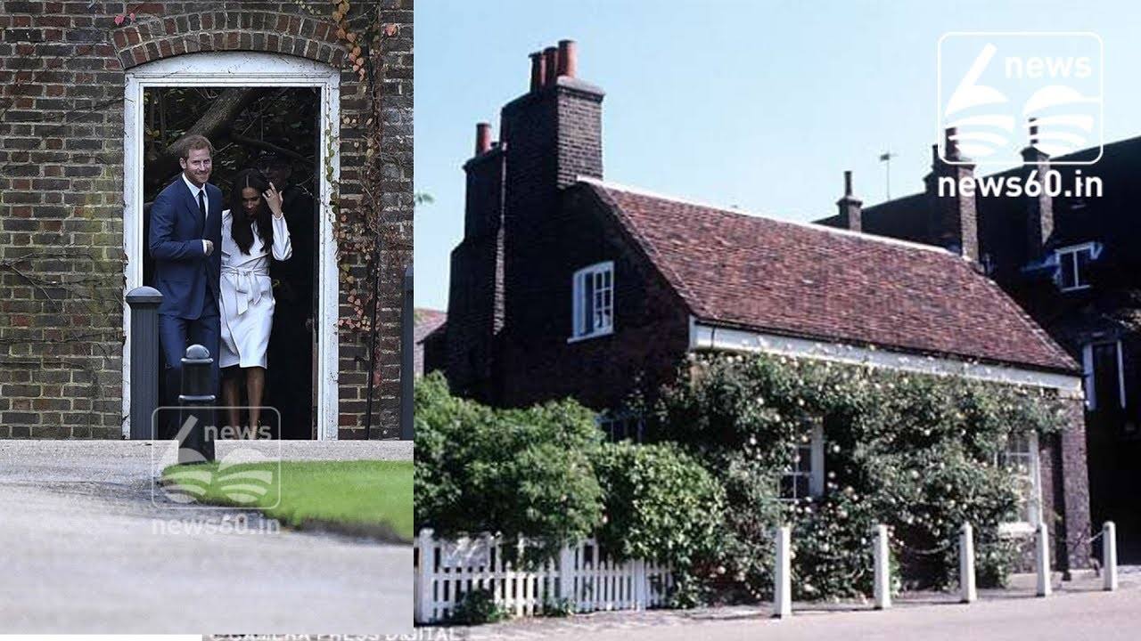 Harry and meghan 39 s first love nest nottingham cottage for The look at home