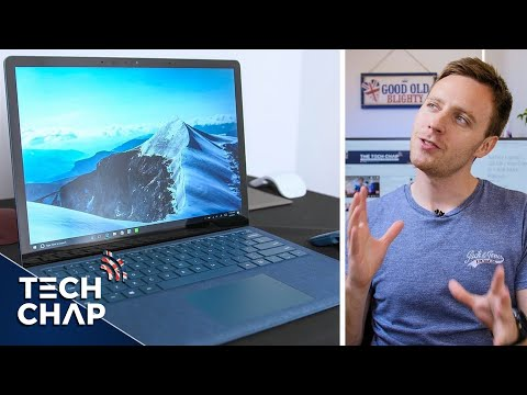 I want a Surface Laptop! | The Tech Chap