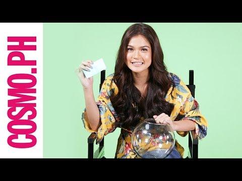 TagalogBisaya Tutorial Featuring Maris Racal YouTube Magnificent Taga Nug Youtube