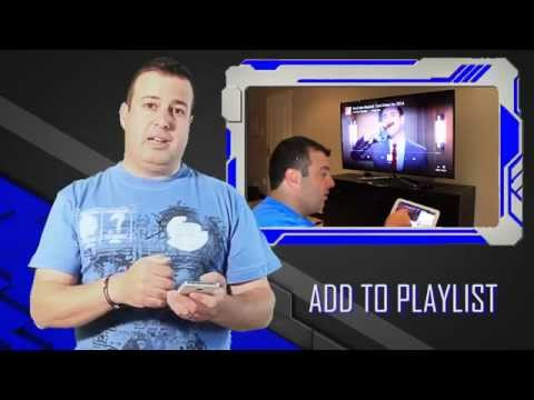 How to pair Samsung Smart TV with YouTube - Tip #1