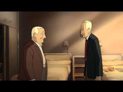 Arrugas - Trailer español HD