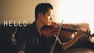 hello adele violin cover daniel jang