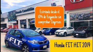 Honda Fit - 2019 versión Hit